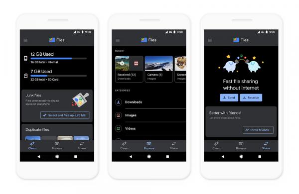 Se întâmplă în tech joi - Aplicația Google Files pentru Android primește îmbunătățiri la nivel de control