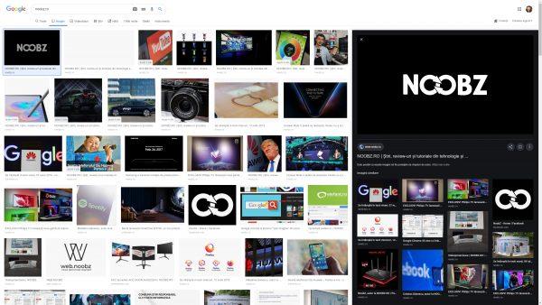 Google a actualizat pagina de căutare a imaginilor pentru a face mai ușor comparație între produse