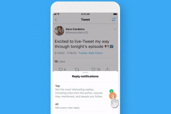 Se întâmplă în tech luni: Twitter testează o funcționalitate care te avertizează atunci când primești răspunsuri interesante