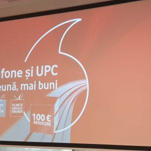 """Cum comunică """"familia"""" Vodafone și UPC"""