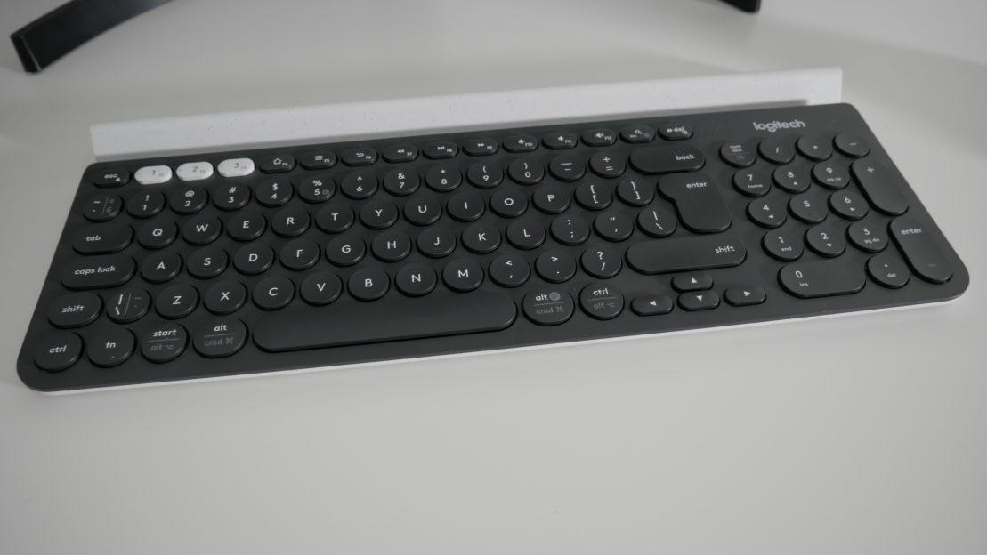 Logitech K780