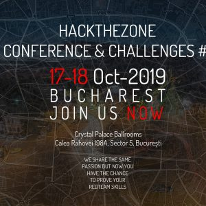 Hack The Zone Conference & Challenges