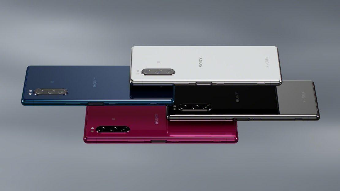 Ce produse a lansat Sony