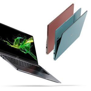 acer lanseaza laptopurile swift