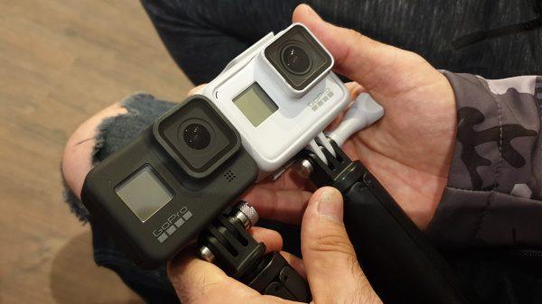 GoPro lansează HERO8 Black cu accesoriile sale și GoPro MAX