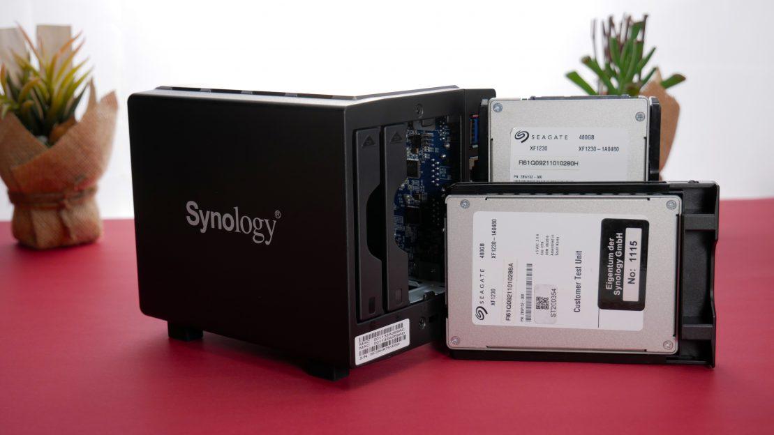 Synology DS419slim: 3 motive pentru care merită o soluție NAS SSD