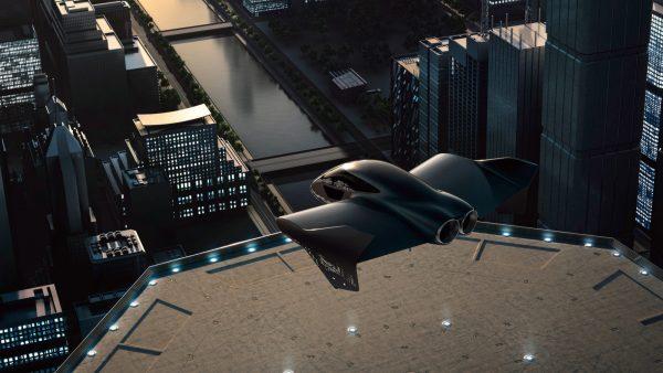 Boeing și Porsche dezvoltă o mașină electrică zburătoare
