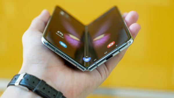 Samsung arată vânzările telefonului Galaxy Fold
