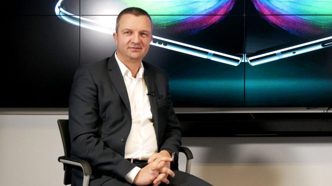 Tiberiu Dobre, Head of IM Division Samsung Electronics Romania & Bulgaria