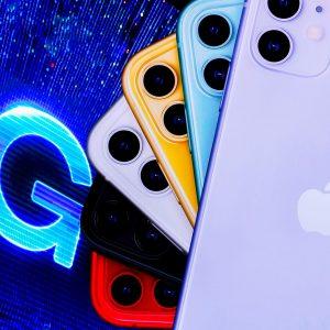 iPhone va fi dotat cu 5G de anul viitor
