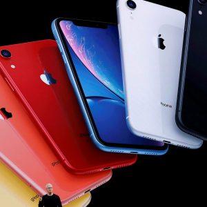 Apple bate Samsung în trimestrul 4