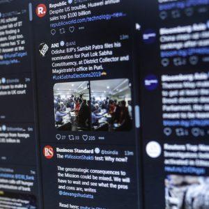 Campanie înșelătoare pe Twitter condusă de partidul guvernator din India