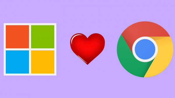 Chrome de la Google