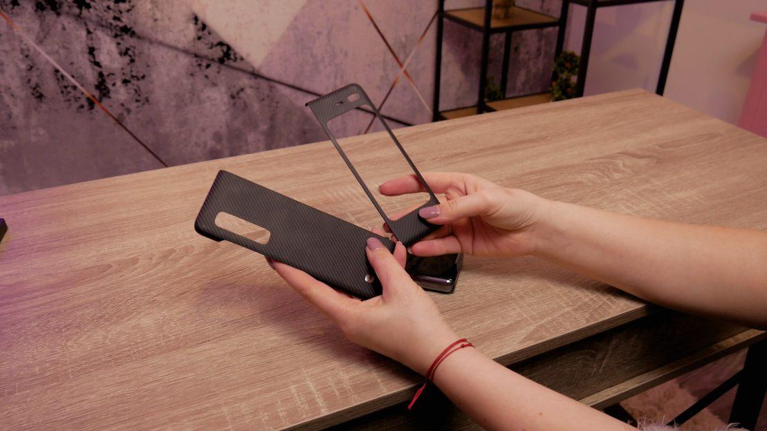 Samsung Galaxy Fold - Husă de protecție