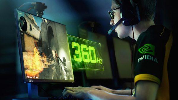 NVIDIA lansează ASUS ROG Swift 360