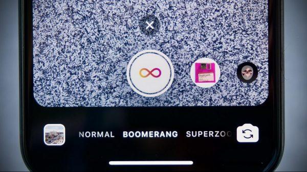 Instagram introduce noi efecte pentru modul Boomerang