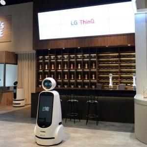 LG vorbește despre tehnologia AI