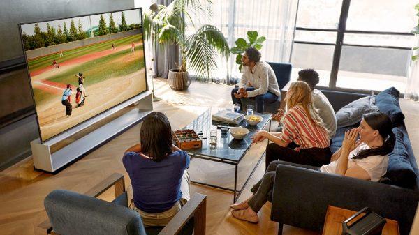 LG prezintă noile televizoare 8K