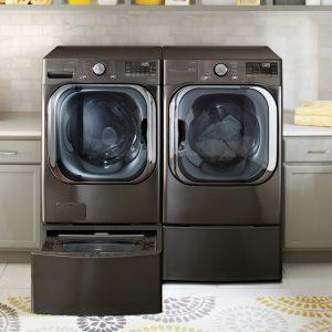 LG prezintă noua mașină de spălat