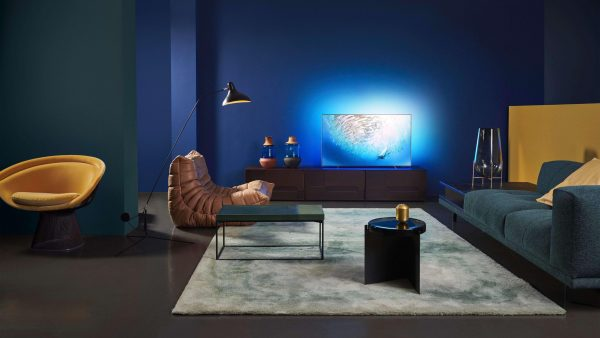 Philips TV anunță noile televizoare OLED