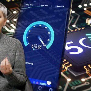 Am testat 5G cu Samsung