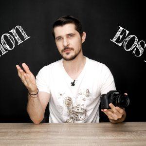 Canon Eos M50: pentru vloggeri la început de drum