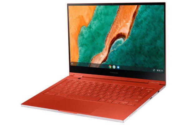 Samsung Galaxy Chromebook, cu ecran AMOLED de 4K