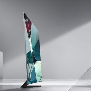 Samsung prezintă QLED 8K