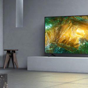 Sony anunță noi televizoare 8K