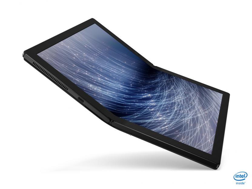 Lenovo anunță noile produse - ThinkPad X1 Fold