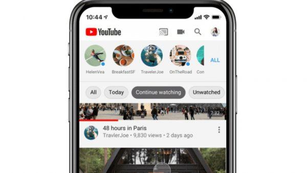 YouTube introduce filtre noi pentru abonamentele tale
