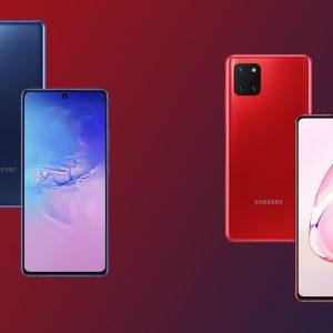 Samsung lanseazăGalaxy S10 Lite