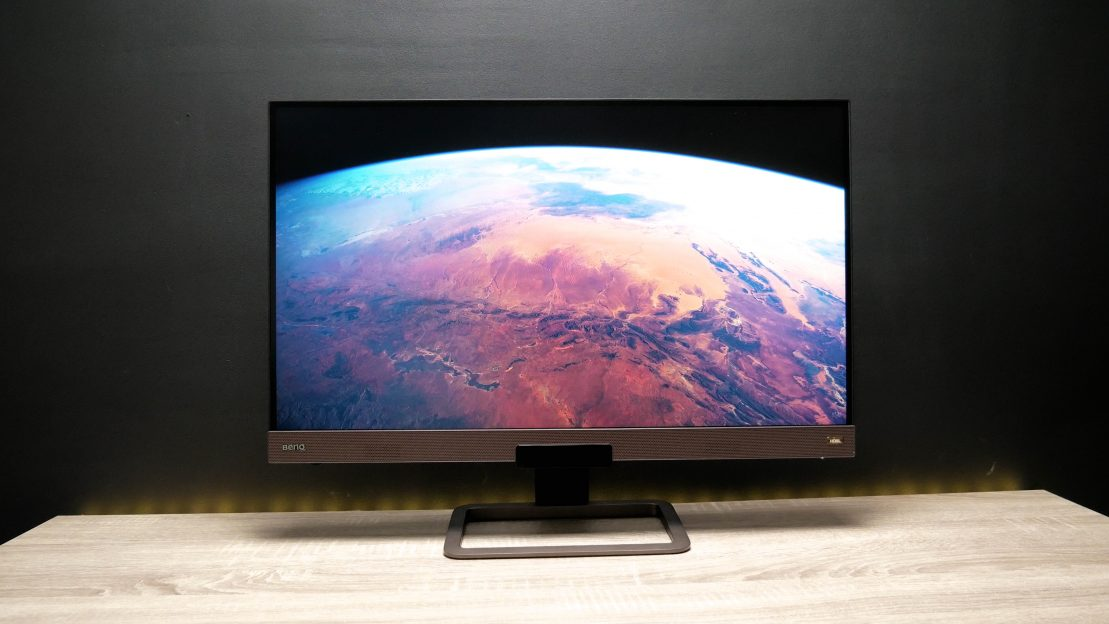 REVIEW BenQ EX2780Q