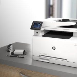 HP lansează noile imprimante HP Color LaserJet Pro