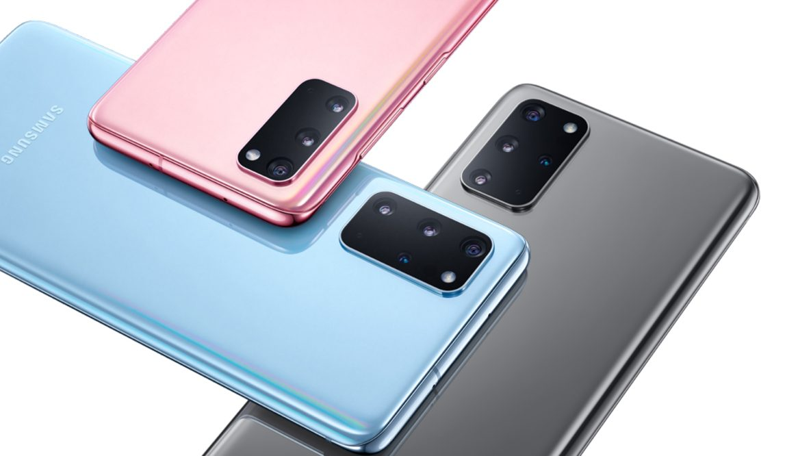 Testează Samsung Galaxy S20 de acasă