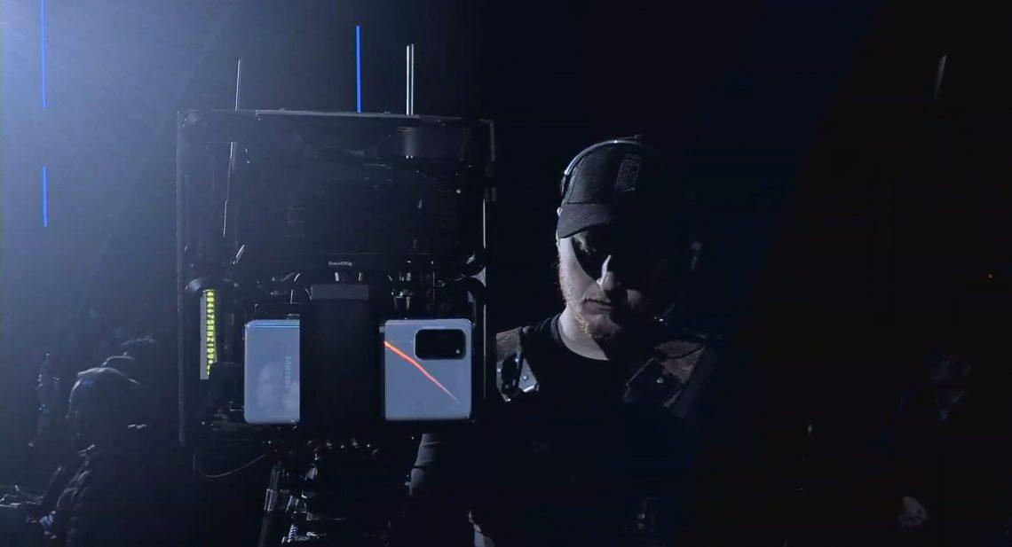 filmare galaxy s20