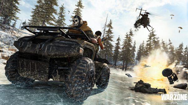 Call of Duty: Warzone, un nou battle royale gratuit