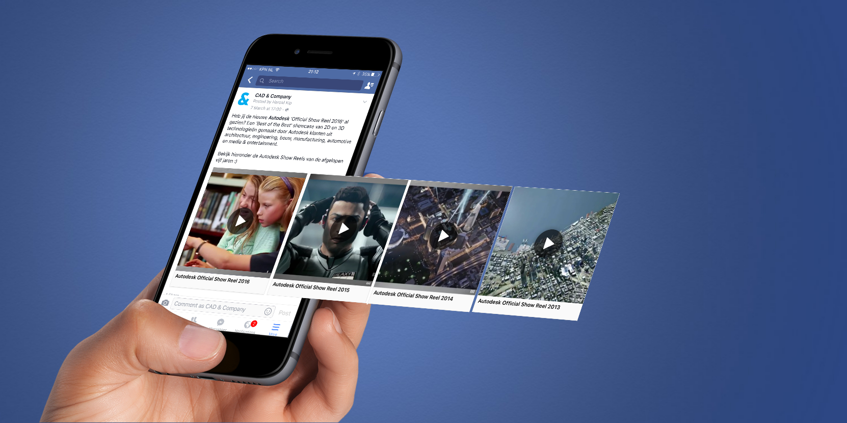 Facebook și Instagram reduc calitatea clipurilor video în Europa