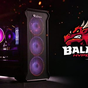 "PC Garage: ""Balaur by HyperX"", un PC de gaming sub 4000 lei"