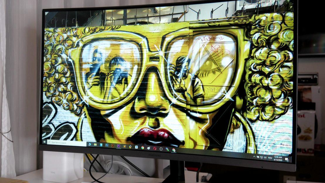 monitor CH800 27 inch