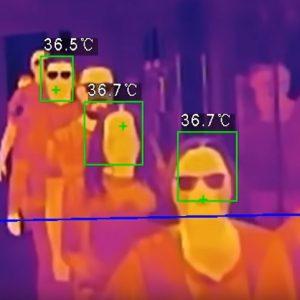 Camere de supraveghere pentru măsurarea temperaturii