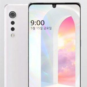 LG dezvăluie noul flagship LG Velvet
