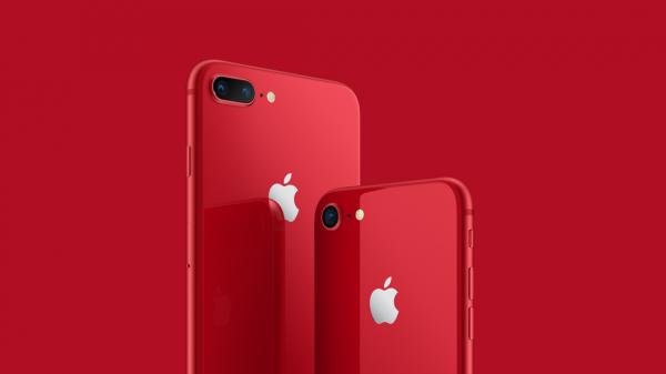 Apple donează banii încasați pe iPhone SE Red
