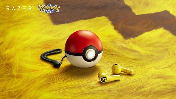 Au apărut căștile Razer Pikachu