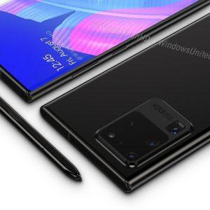 Lansarea Samsung Galaxy Note 20 din august va fi online
