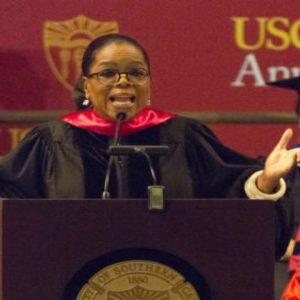 Oprah și Facebook