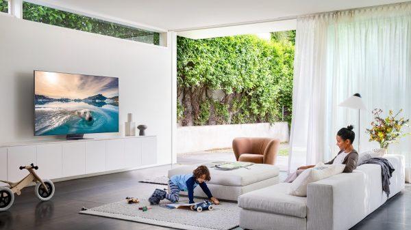 Samsung lansează televizoarele