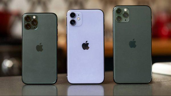 Vânzările de iPhone sunt în scădere