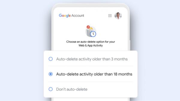 Google va șterge automat datele noilor utilizatori după 18 luni