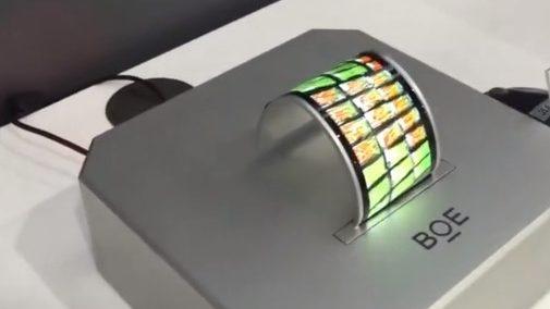 OLED-urile BOE